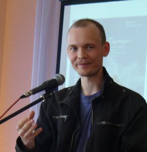 Максим Серёжкин