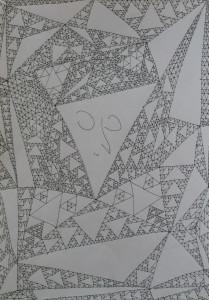 Жизнь треугольника