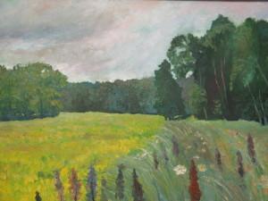 Поляна. 1991, Х.м. 62 - 85